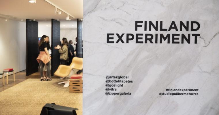 FINLAND EXPERIMENT