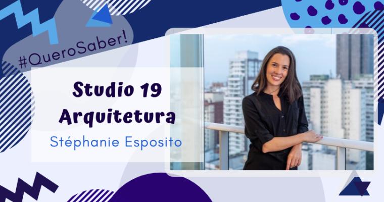 #QUEROSABER! STUDIO 19 ARQUITETURA