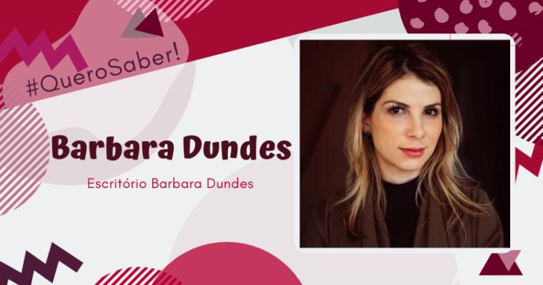 #QUEROSABER! BARBARA DUNDES